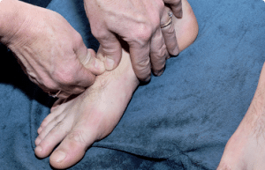 Foot Mobilisations